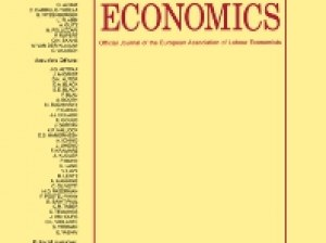 Paper by alumna Noemi Peter and fellow Dinand Webbink published in Labour Economics