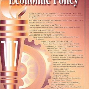 The Political Economy of Redistribution in the U.S. in the Aftermath of World War II - Evidence and Theory