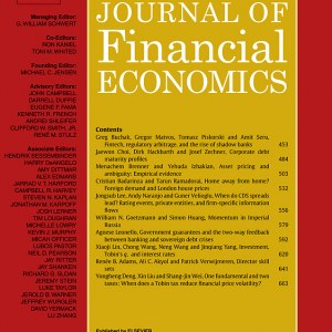 Limited liability and investment: Evidence from changes in marital property laws in the US South, 1840–1850